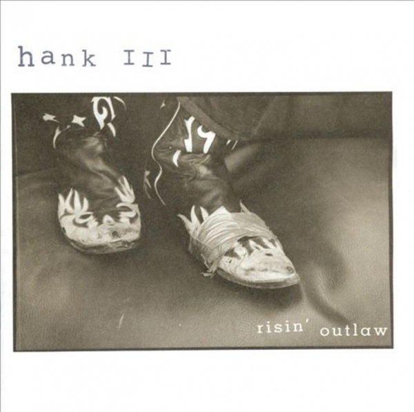 Hank Williams III Risin' Outlaw cover art