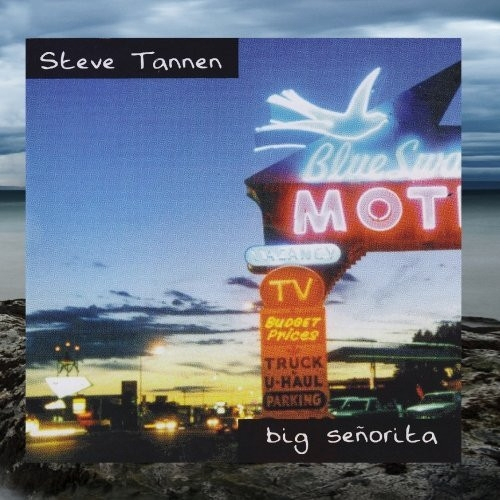 Steve Tannen Big Señorita cover art