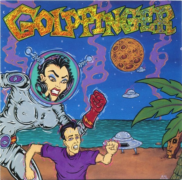 Goldfinger Goldfinger cover art