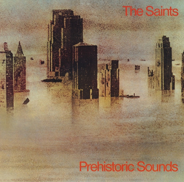 The Saints Prehistoric Sounds cover art