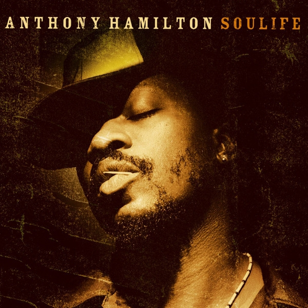 Anthony Hamilton Soulife cover art