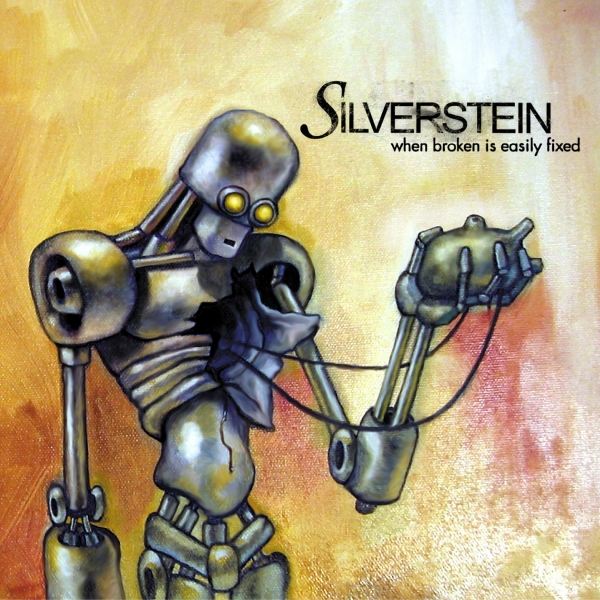 Silverstein When Broken Is Easily Fixed cover art
