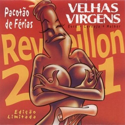 Velhas Virgens Reveillon 2001 cover art