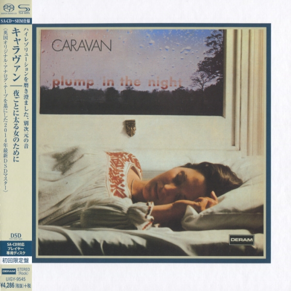 Caravan For Girls Who Grow Plump in the Night cover art