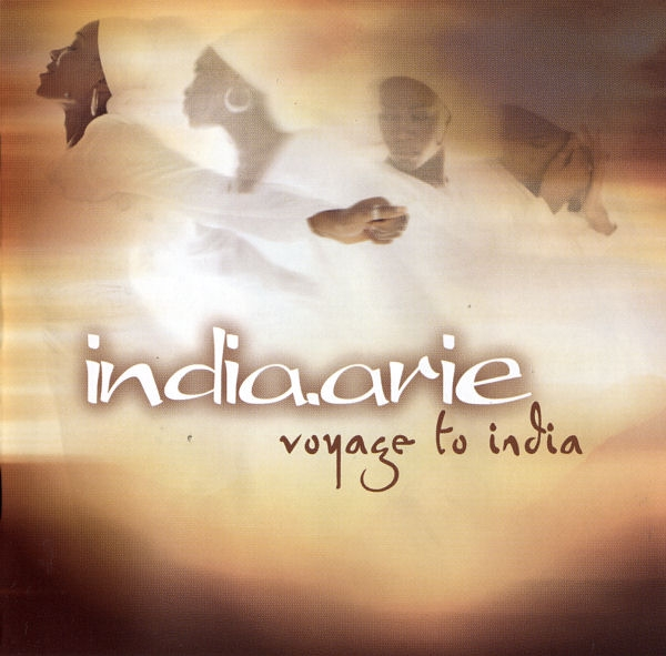 India.Arie Voyage to India cover art