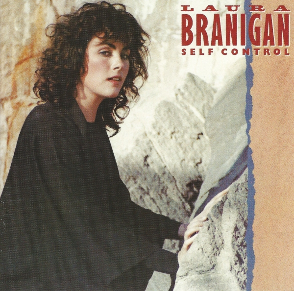 Laura Branigan Self Control Cover Art