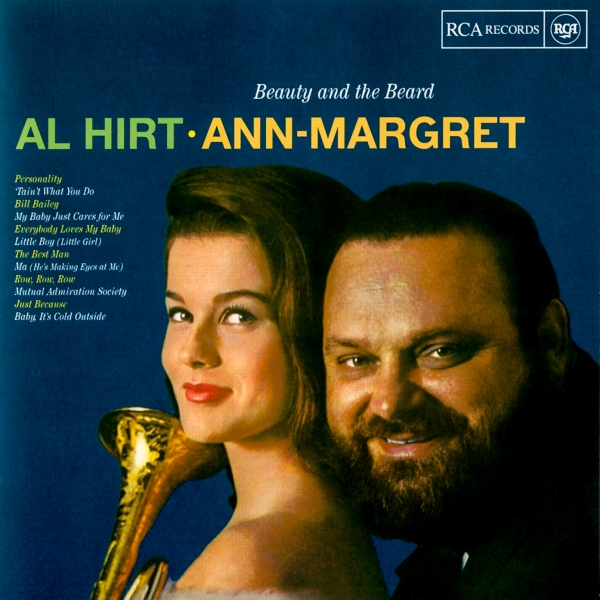 Al Hirt Beauty and the Beard cover art