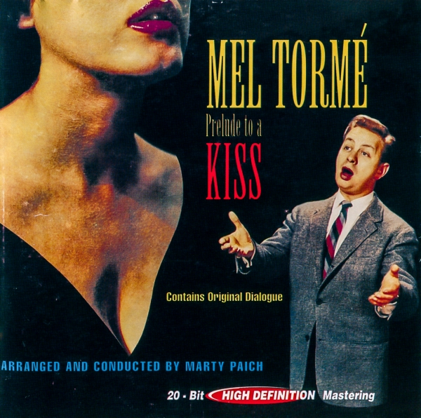 Mel Tormé Prelude to a Kiss cover art