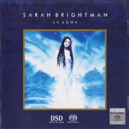 Sarah Brightman La Luna cover art