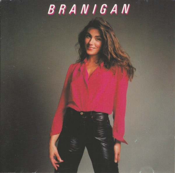 LAURA BRANIGAN Branigan cover art