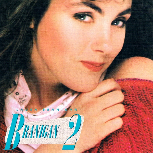 LAURA BRANIGAN Branigan 2 cover art