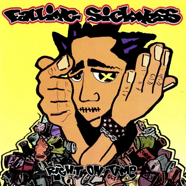 Falling Sickness Right on Time cover art