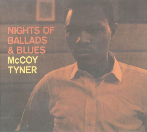 McCoy Tyner Nights of Ballads and Blues Cover Art