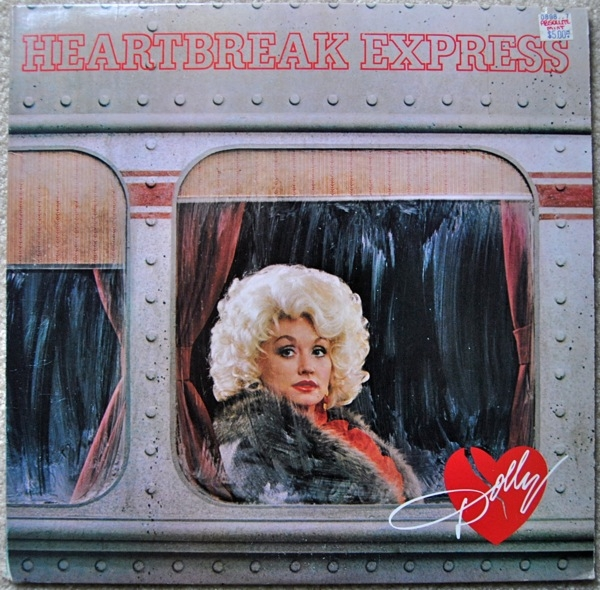 Dolly Parton Heartbreak Express cover art