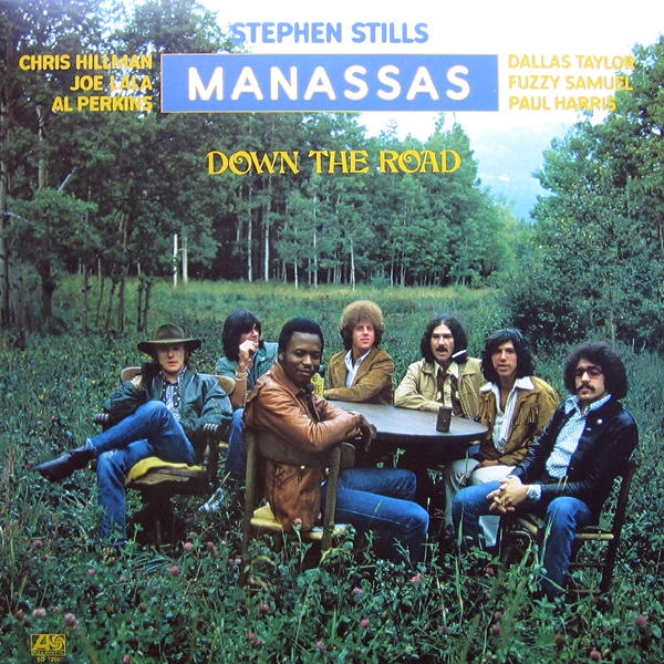Manassas Down the Road cover art