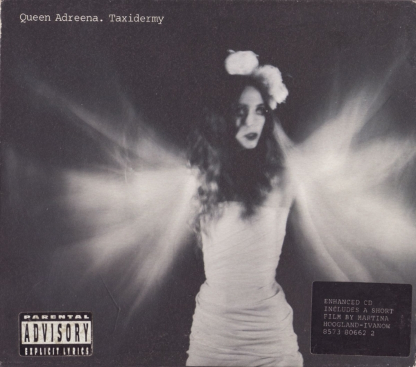 QueenAdreena Taxidermy cover art