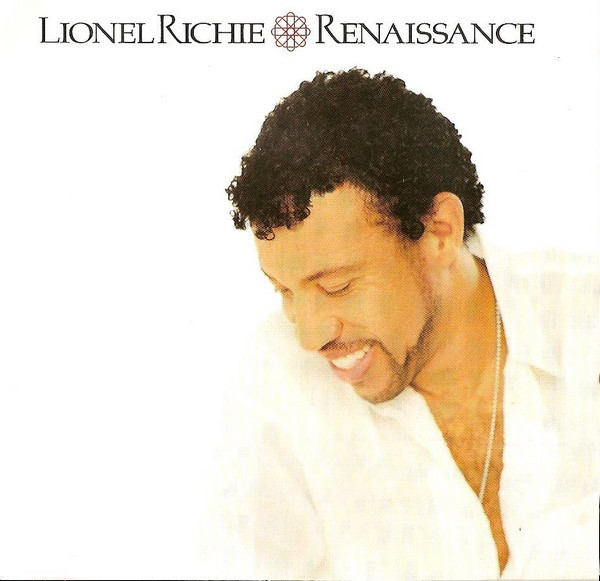 Lionel Richie Renaissance Cover Art