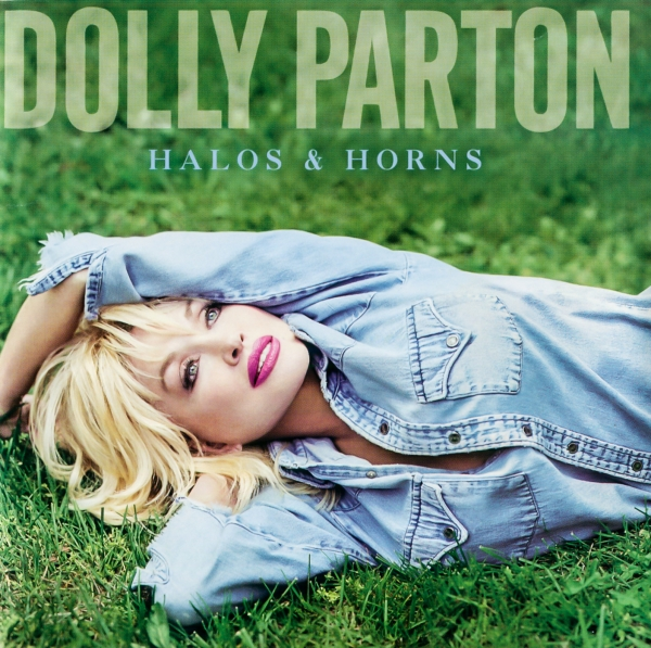 Dolly Parton Halos & Horns cover art