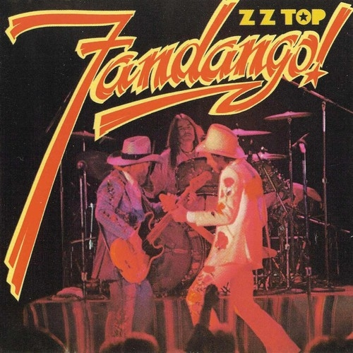 ZZ Top Fandango! cover art