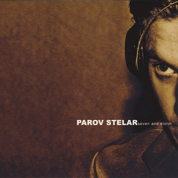 Parov Stelar Seven and Storm Cover Art