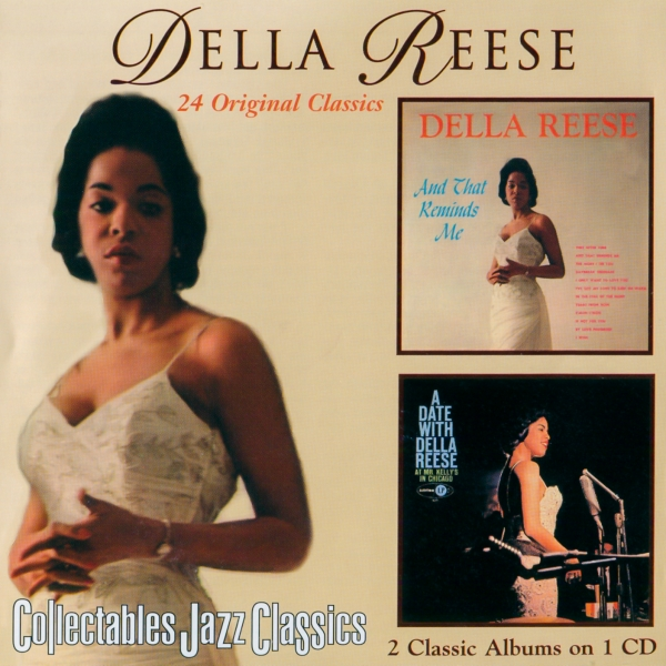 Della Reese And That Reminds Me / A Date With Della Reese cover art
