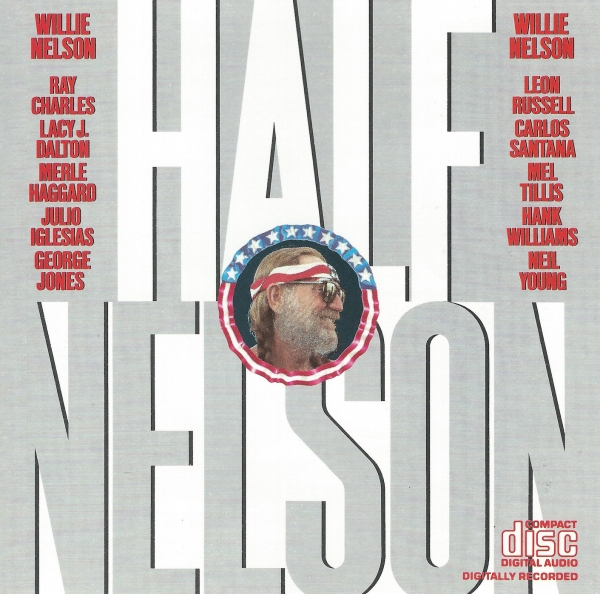 George Jones Half Nelson cover art