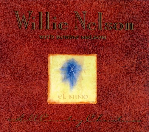 Willie Nelson with Bobbie Nelson Hill Country Christmas Cover Art