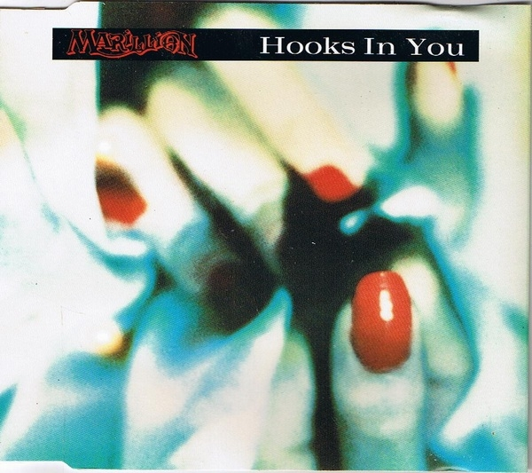 Marillion Hooks in You Cover Art