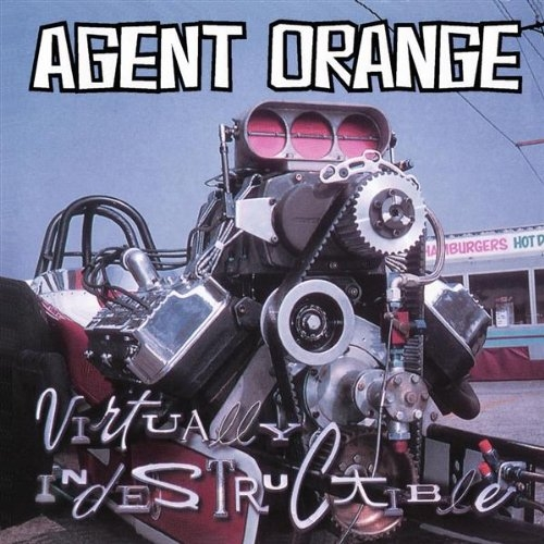 Agent Orange Virtually Indestructible cover art