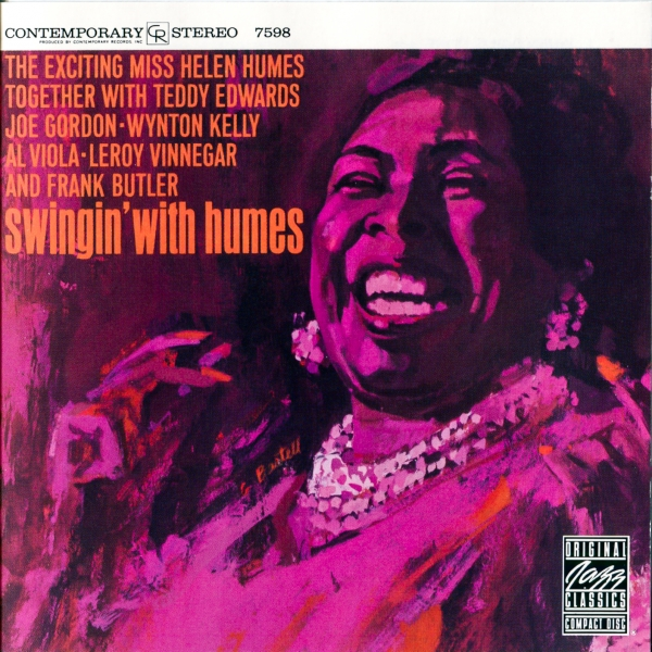 Helen Humes Swingin' With Humes cover art