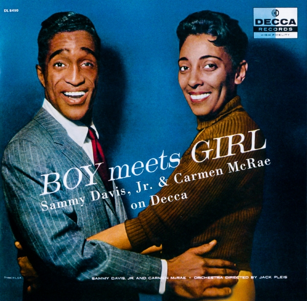 Sammy Davis Jr. Boy Meets Girl / Porgy and Bess cover art