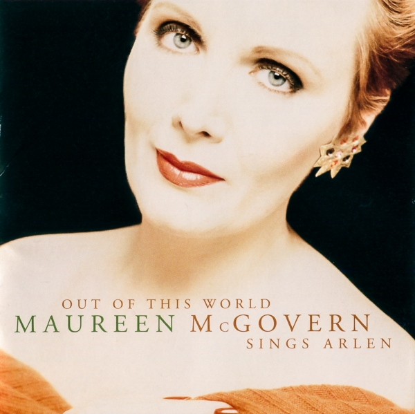 Maureen McGovern Out of This World cover art