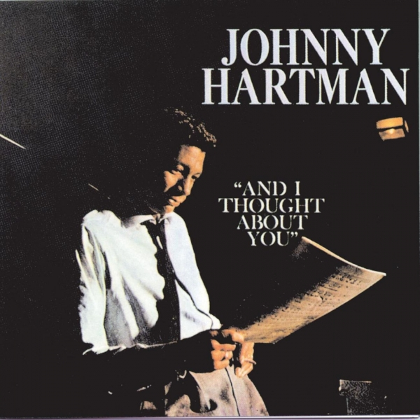 Johnny Hartman And I Thought About You cover art