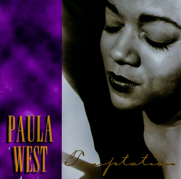Paula West Temptation Cover Art