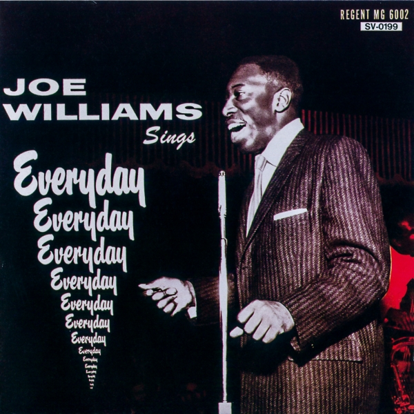 Joe Williams Joe Williams Sings Everyday cover art