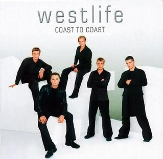 Westlife Coast to Coast cover art