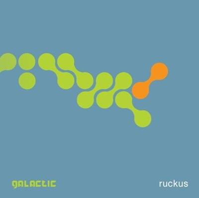 Galactic Ruckus cover art