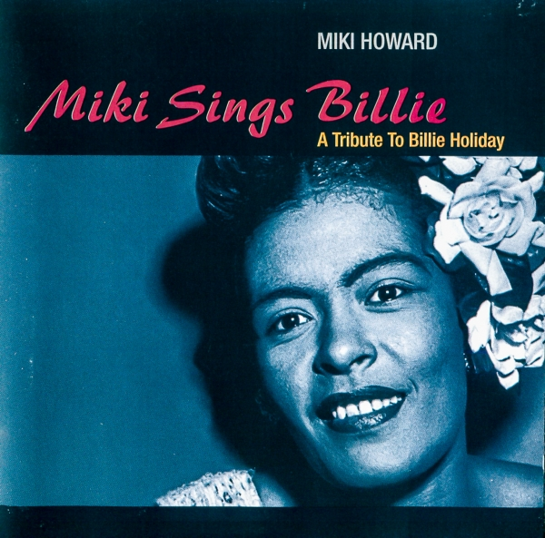 Miki Howard Miki Sings Billie Cover Art