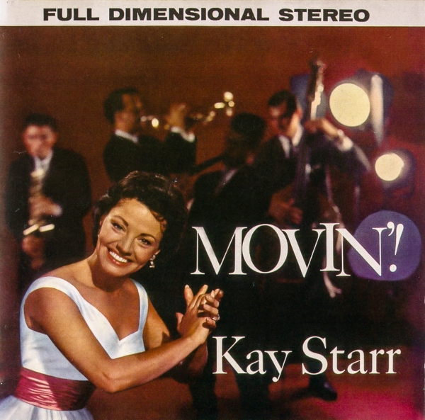 Kay Starr Movin' / Movin' On Broadway cover art