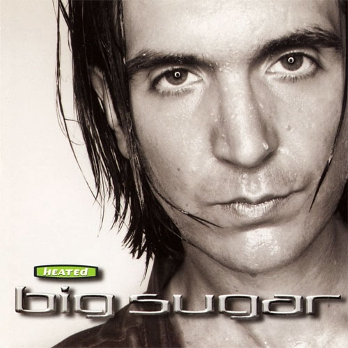Big Sugar Heated cover art