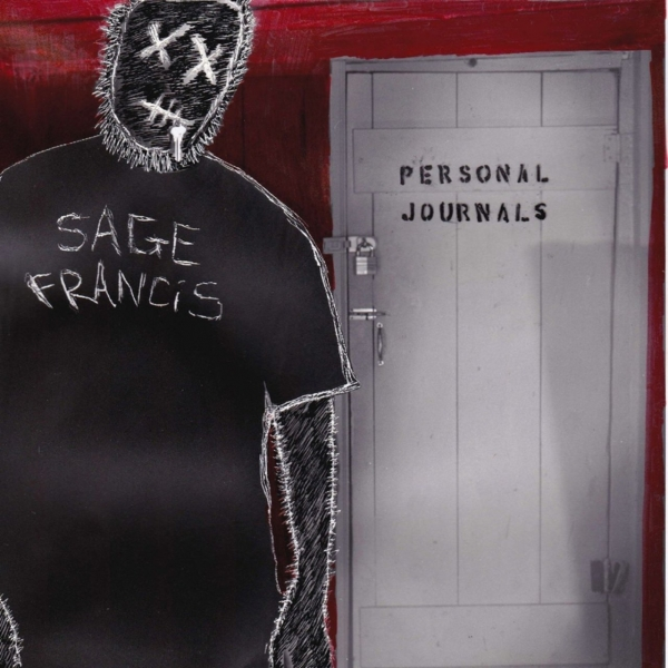 Sage Francis Personal Journals cover art