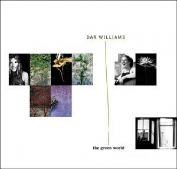Dar Williams The Green World cover art