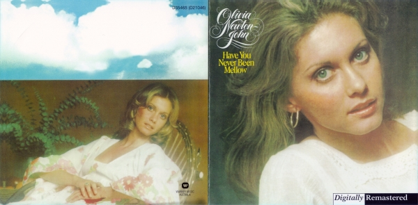 Olivia Newton‐John Have You Never Been Mellow cover art