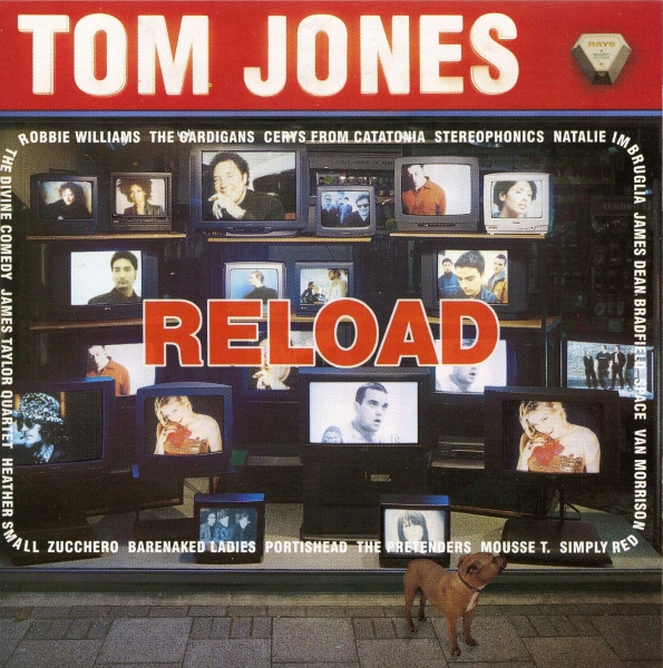 Simply Red Reload cover art