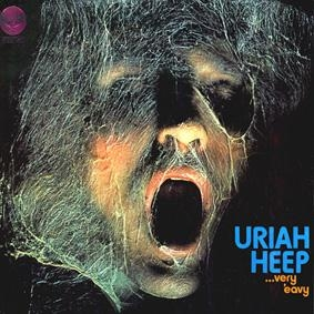 Uriah Heep …Very 'eavy …Very 'umble cover art