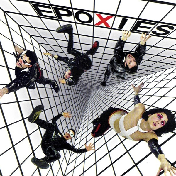 Epoxies Stop the Future Cover Art