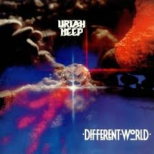 Uriah Heep Different World cover art