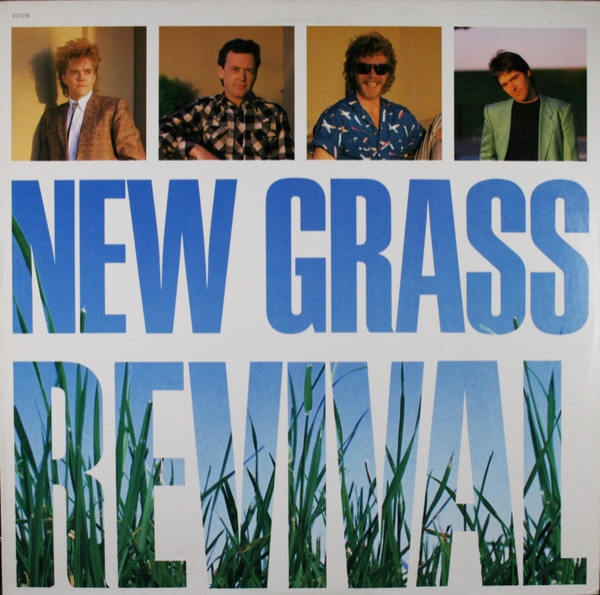 New Grass Revival New Grass Revival Cover Art