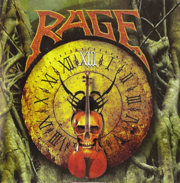 Rage XIII cover art