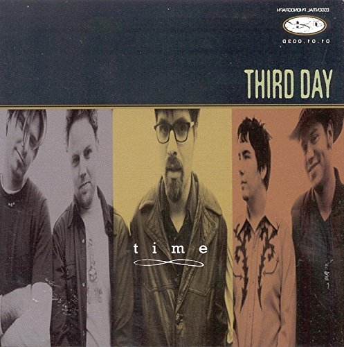 Third Day Time cover art